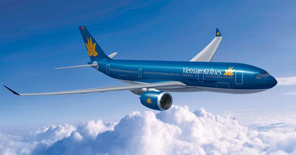 Bay cùng Vietnam Airlines